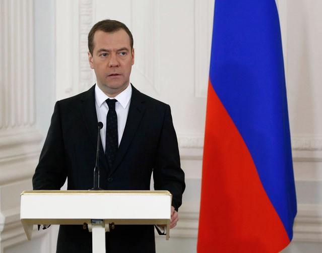 Премьер России Дмитрий Медведев не перестает удивлять сограждан своими заявлениями. Фото: правительство.рф
