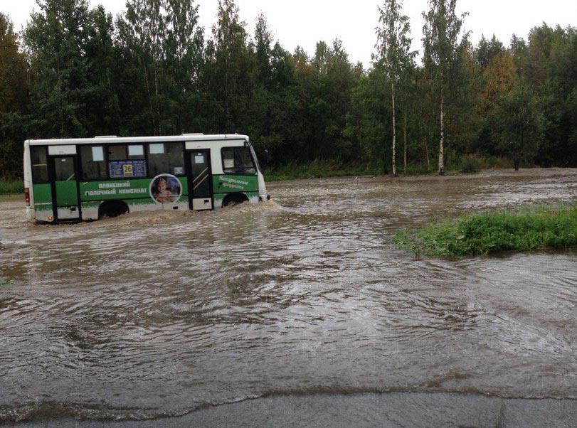 Potop v Petrozavodske