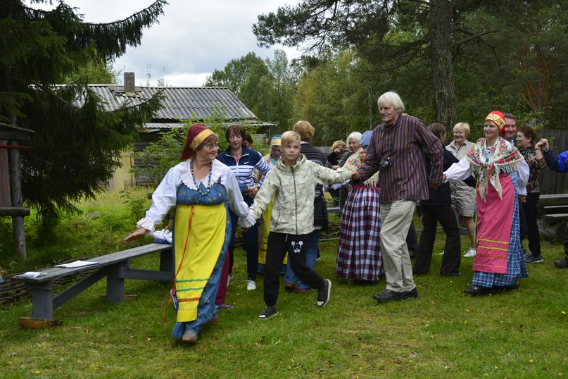 Каждый год в карельской деревне Войница проходит праздник