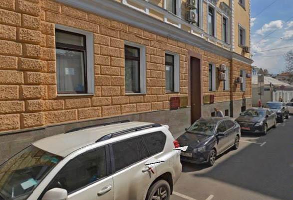 Пикет предполагалось провести у здания, в котором располагается карельское представительство. Фото: facebook.com