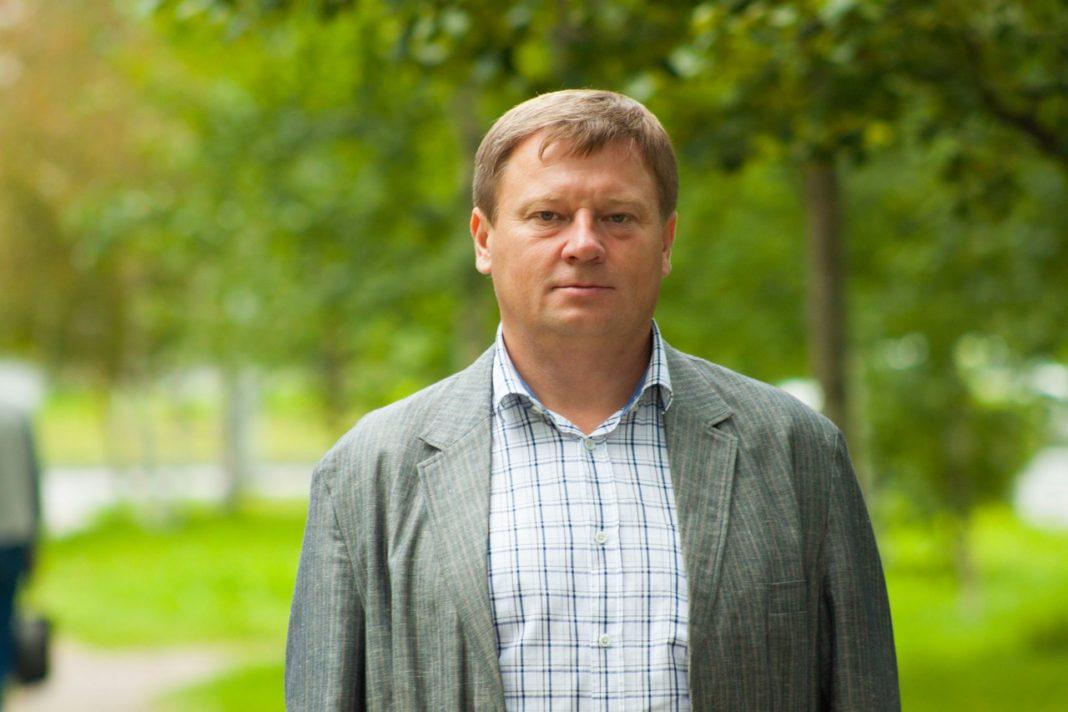 Депутат горсовета Петрозаводска Сергей Воробьев. Фото из личного архива