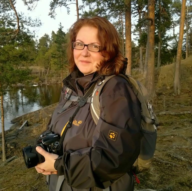 Варвара Сергеева. Фото из личного архива