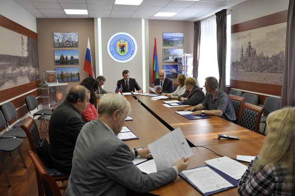 Заседание Центральной избирательной комиссии Карелии. Фото: karel.izbirkom.ru