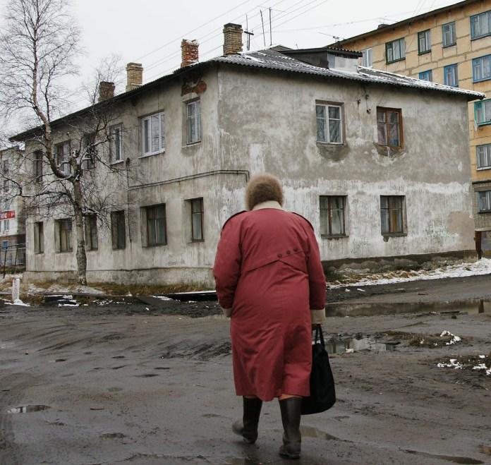 """В районах Карелии """"экономические успехи"""" республиканских властей совершенно не заметны. Фото: Губернiя Daily"""