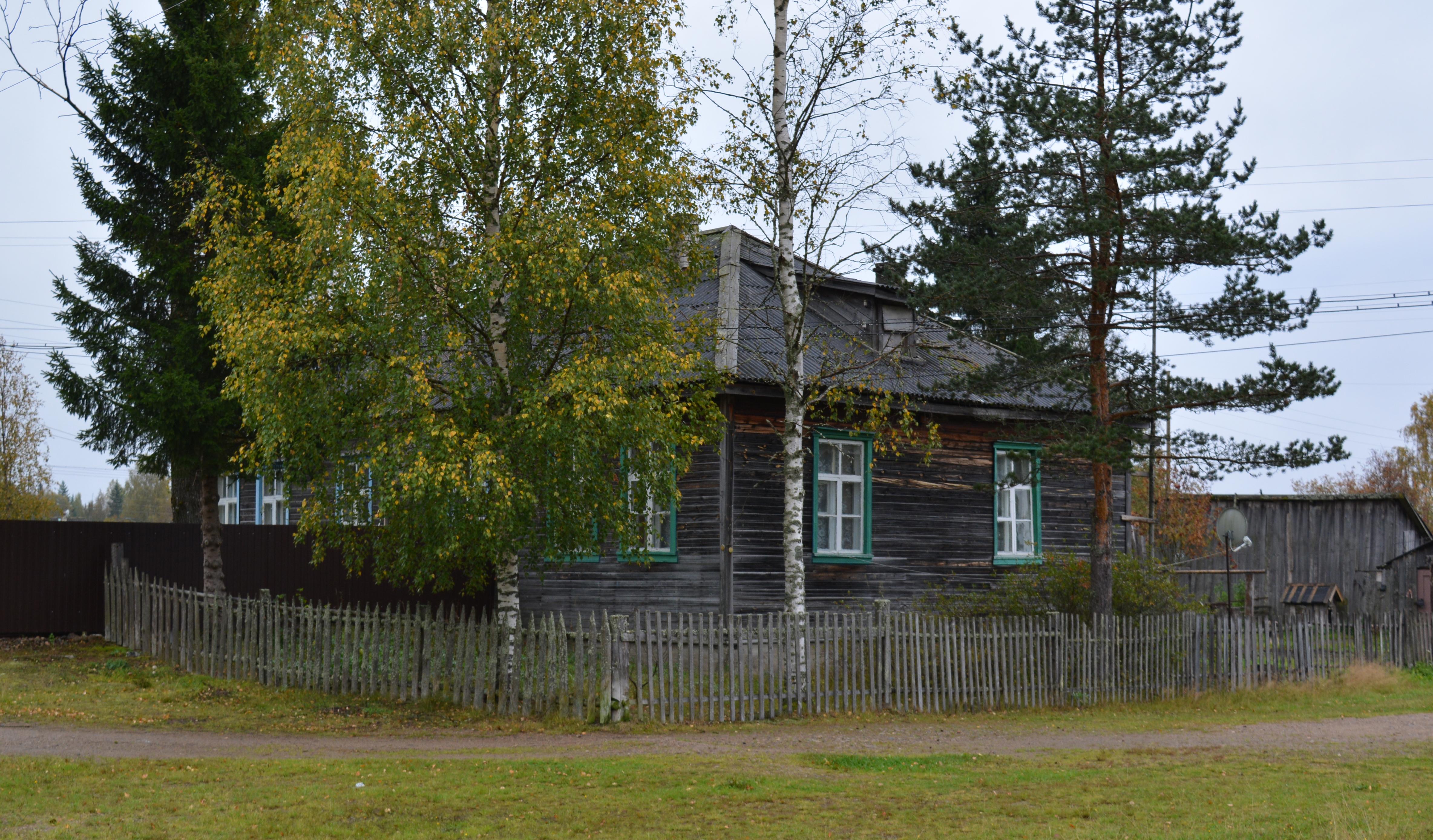 Нынешний дом Игоря Коваленко. Фото: Алексей Владимиров