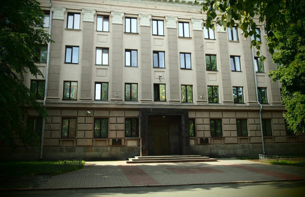 Карельское управление ФСБ. Фото: Валерий Поташов