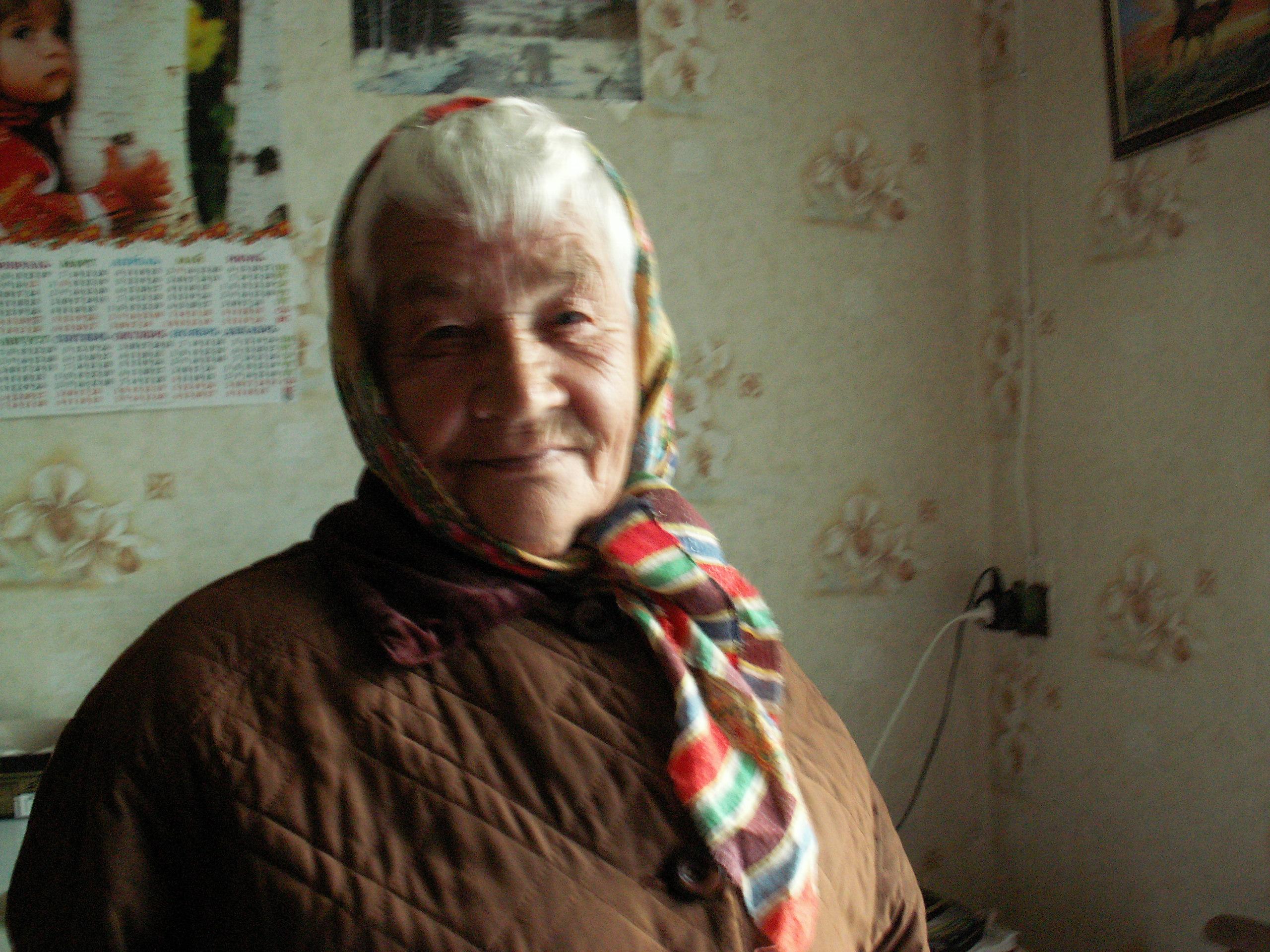 Галина Александровна Политова. Фото: Татьяна Смирнова