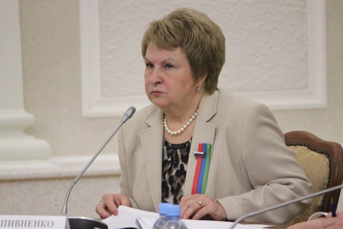 Валентина Пивненко. Фото: ptzgovorit.ru