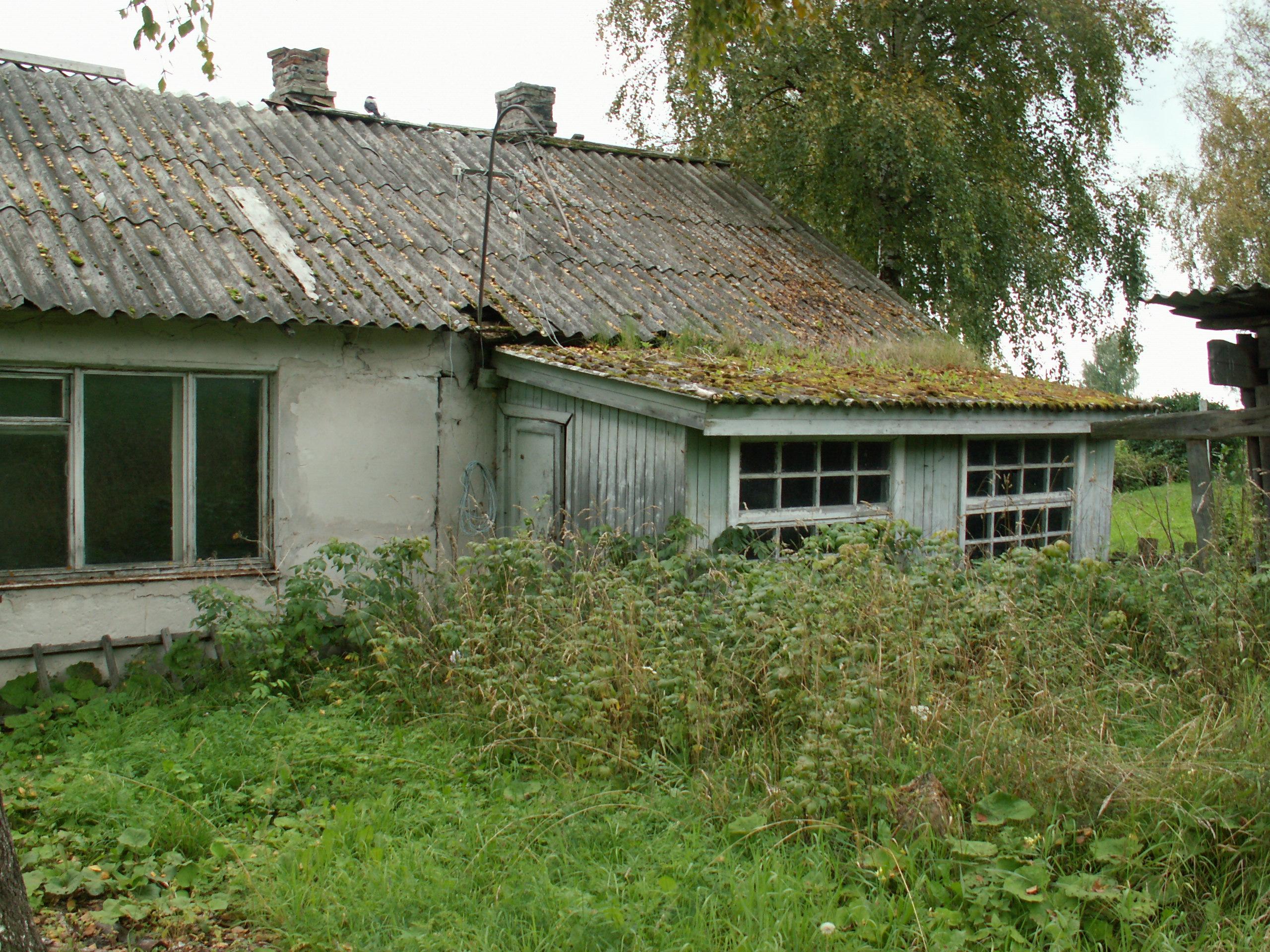 Село стремительно пустеет. Фото: Татьяна Смирнова