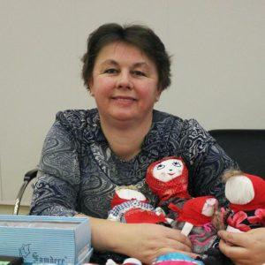 Валентина Сукотова. Фото из личного архива