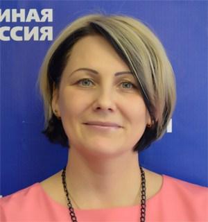 Председатель ТИК N1 г. Петрозаводска Оксана Яцкова. Фото: karel.er.ru