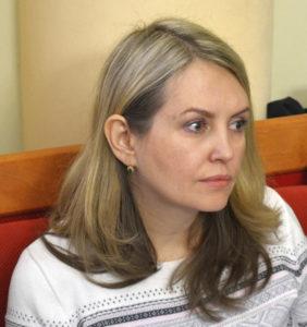 Ольга Залецкая. Фото: Алексей Владимиров