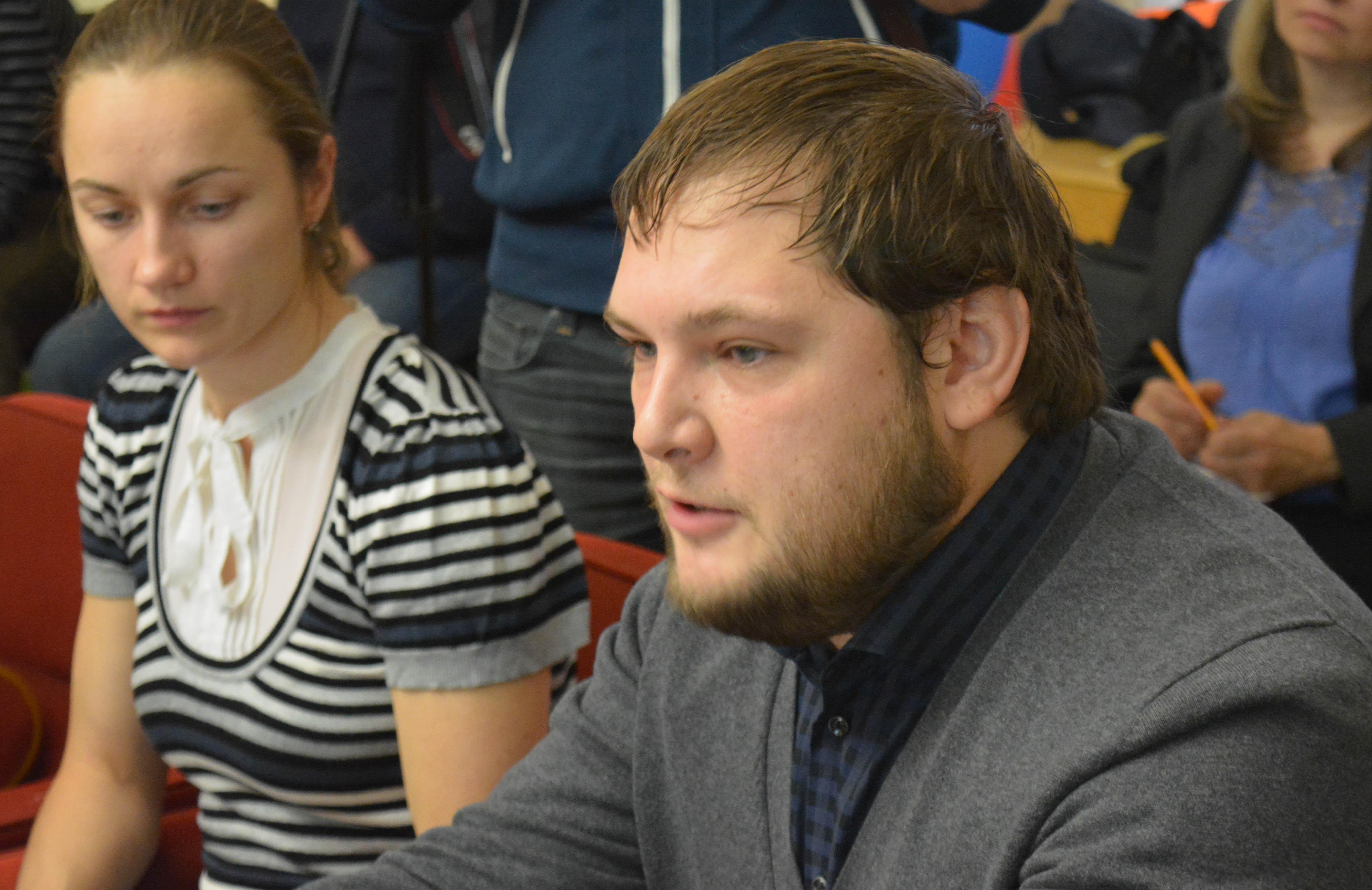Евгений Боровичев. Фото: Алексей Владимиров