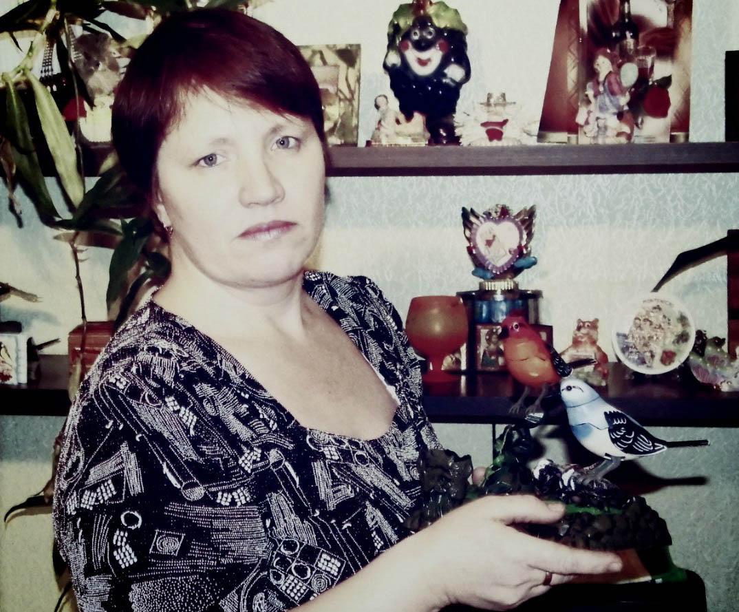 Оксана Чистякова. Фото из личного архива