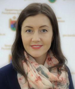 Марина Кабатюк. Фото: vk.com