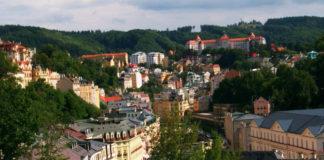 Популярный чешский курорт Карловы Вары. Фото: tourslife.ru