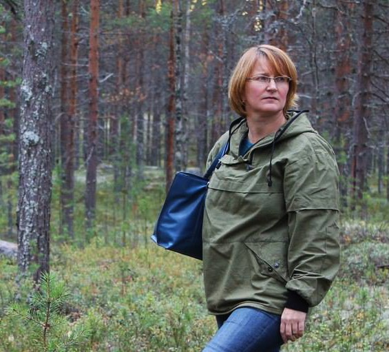 Депутат парламента Карелии Анна Лопаткина. Фото: facebook.com