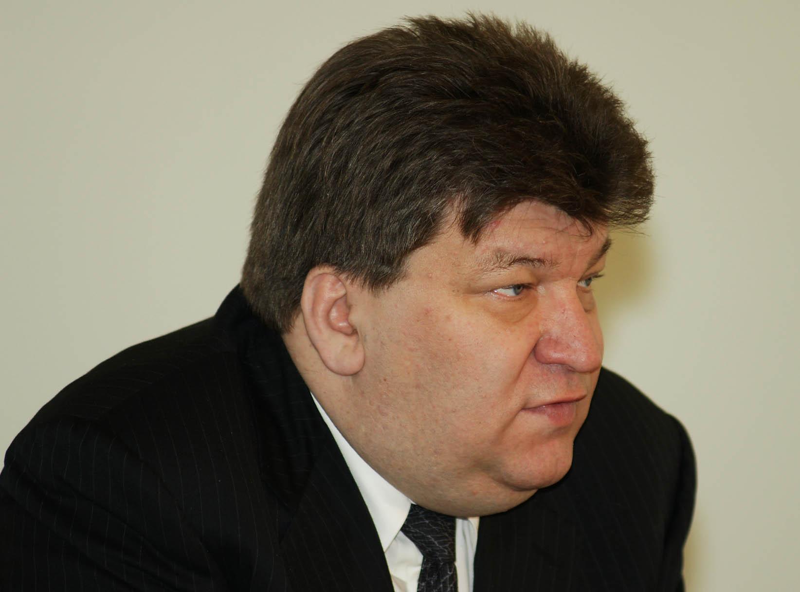 Экс-мэр Петрозаводска и бывший руководитель Рослесхоза Виктор Масляков. Фото: Губернiя Daily
