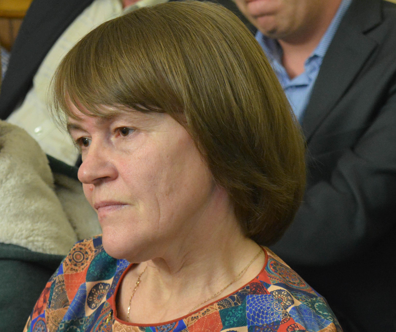 Вера Мушникова. Фото: Алексей Владимиров