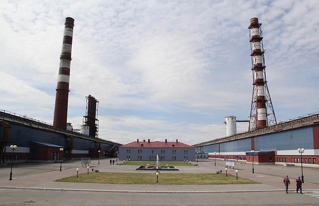 Надвоицкий алюминиевый завод. Фото: gov.karelia.ru