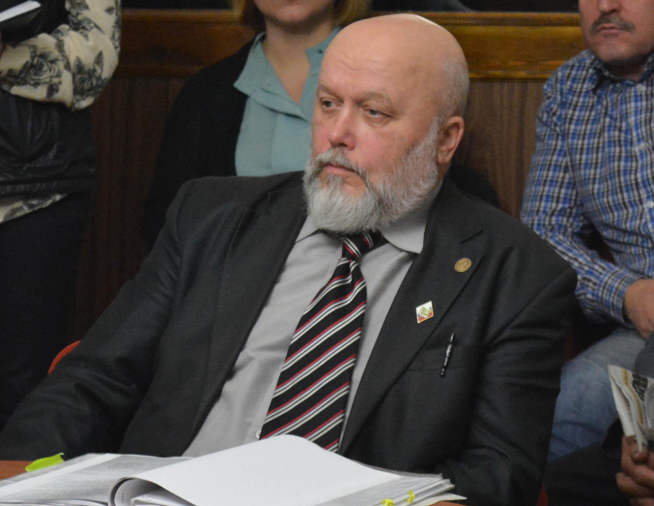 Василий Нешатаев. Фото: Алексей Владимиров
