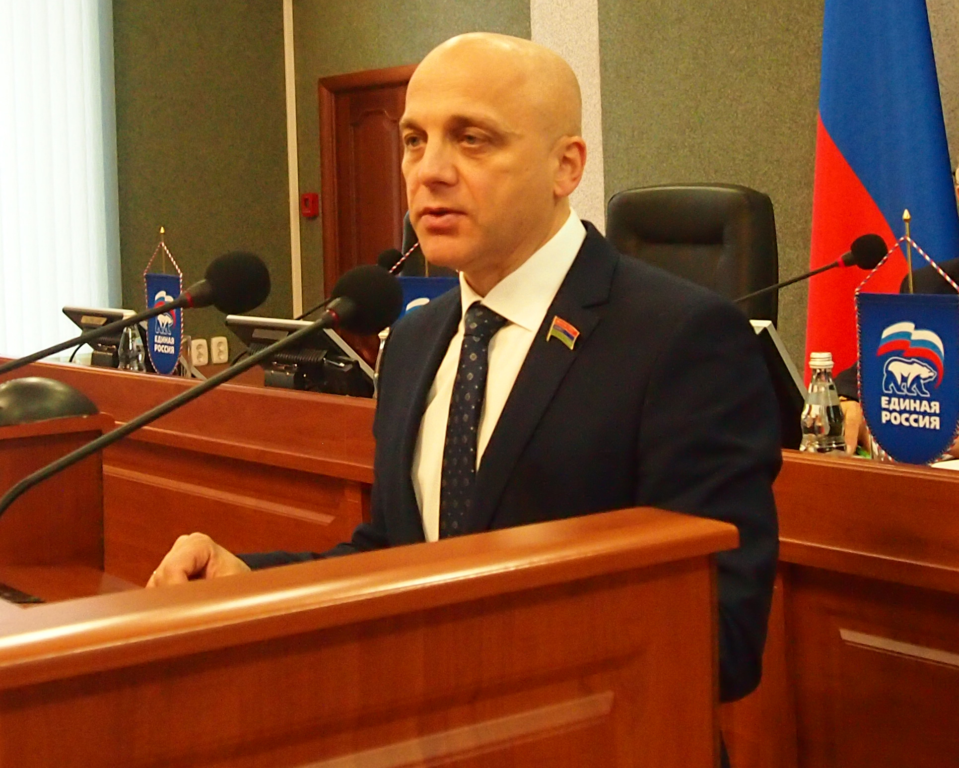 Элиссан Шандалович. Фото: Валерий Поташов