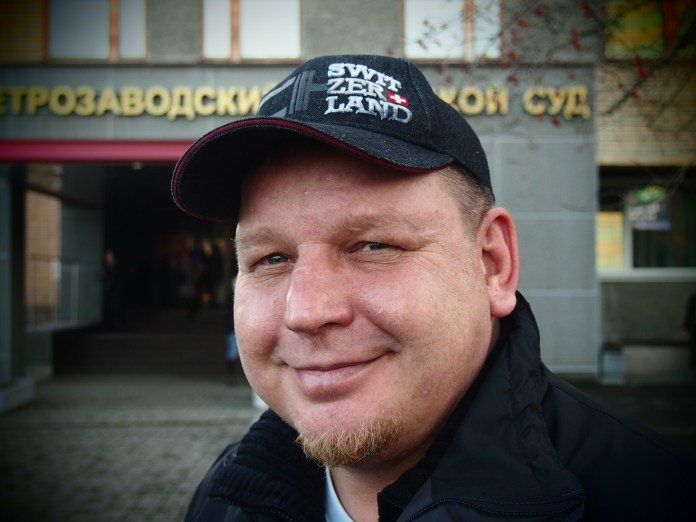 Вадим Штепа был вынужден уехать из Карелии в Эстонию из-за давления правоохранительных органов. Фото: Валерий Поташов