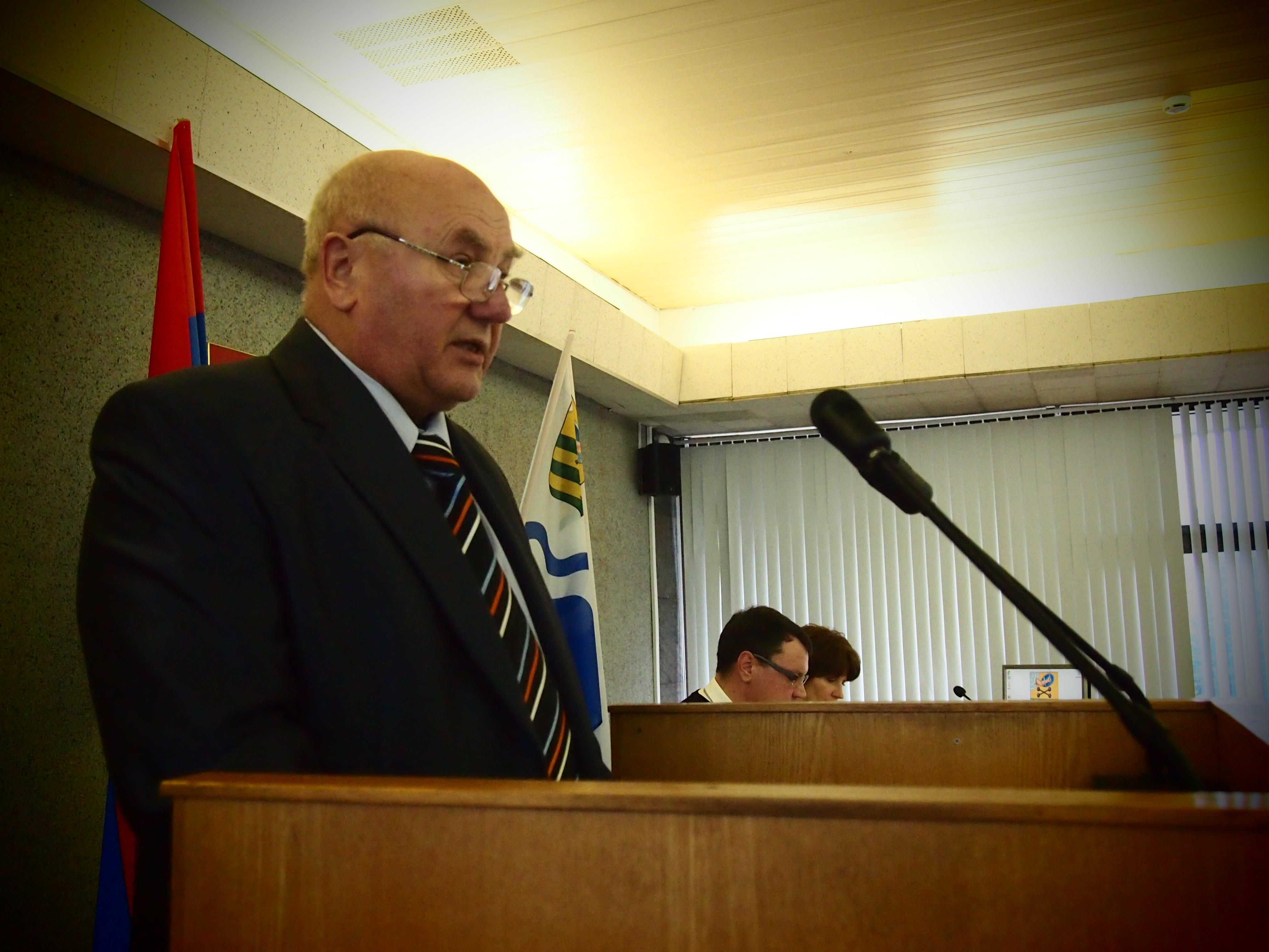 Генерал-майор запаса Стефан Борисов. Фото: Валерий Поташов