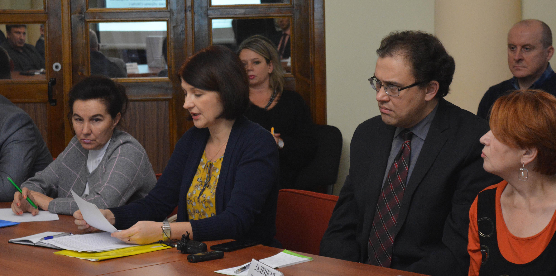 Выступает Виктория Тарасова. Фото: Алексей Владимиров