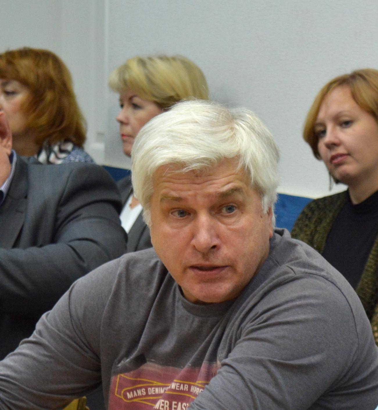 Владислав Кюне. Фото: Алексей Владимиров