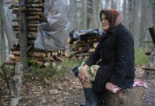 Защитница Сунского бора 80-летняя Нина Ивановна Маккоева, ветеран труда. Фото: Игорь Подгорный