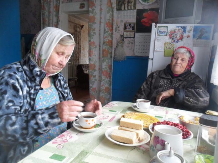 Старожилы Пудожского края. Фото: Зульфия Шевченко