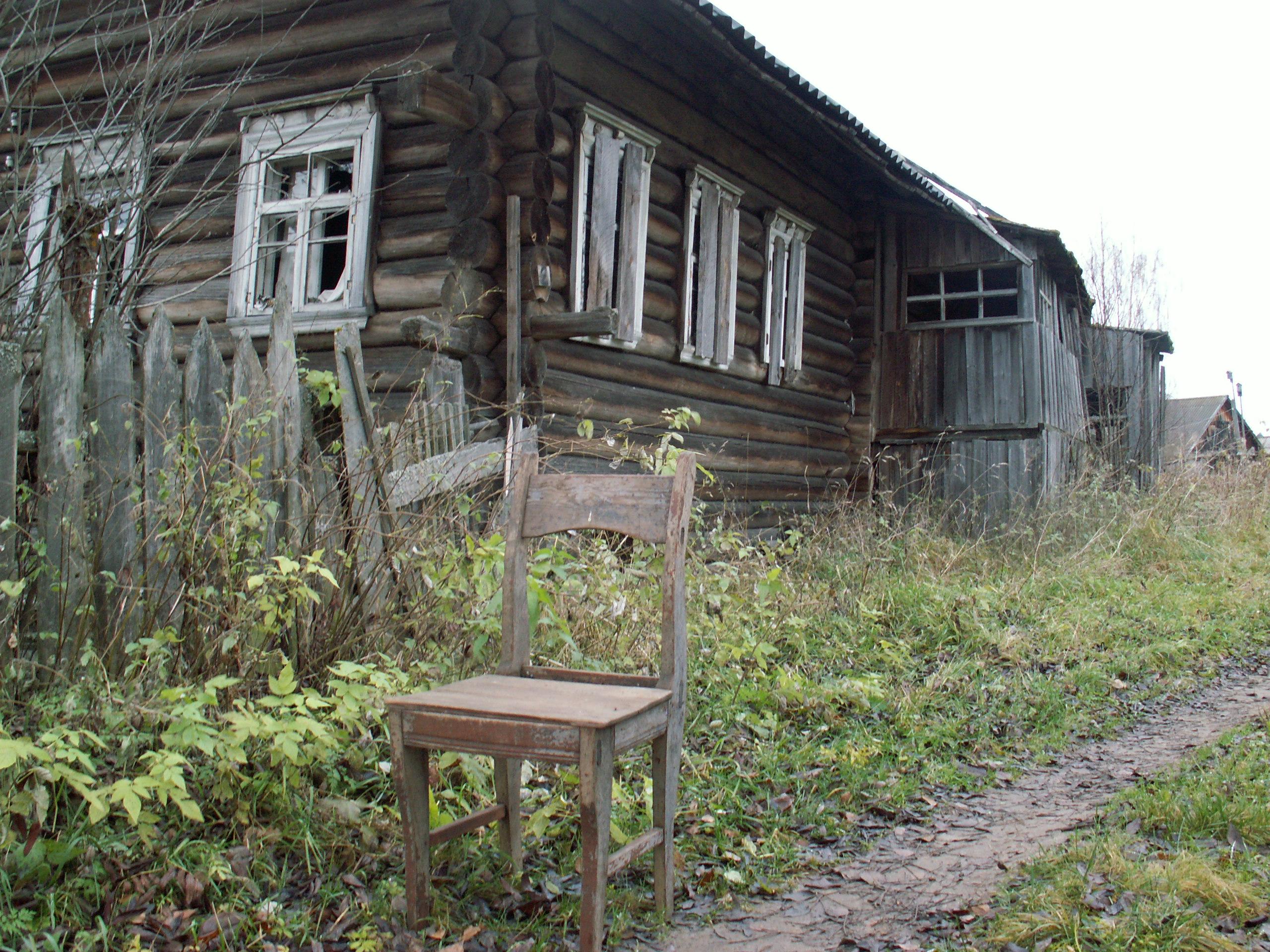 Есть ли у карельских чиновников дело до Пудожского края? Фото: Татьяна Смирнова