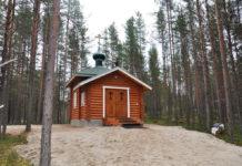 Кладбищенская церковь в поселке Калевала. Фото: vk.com