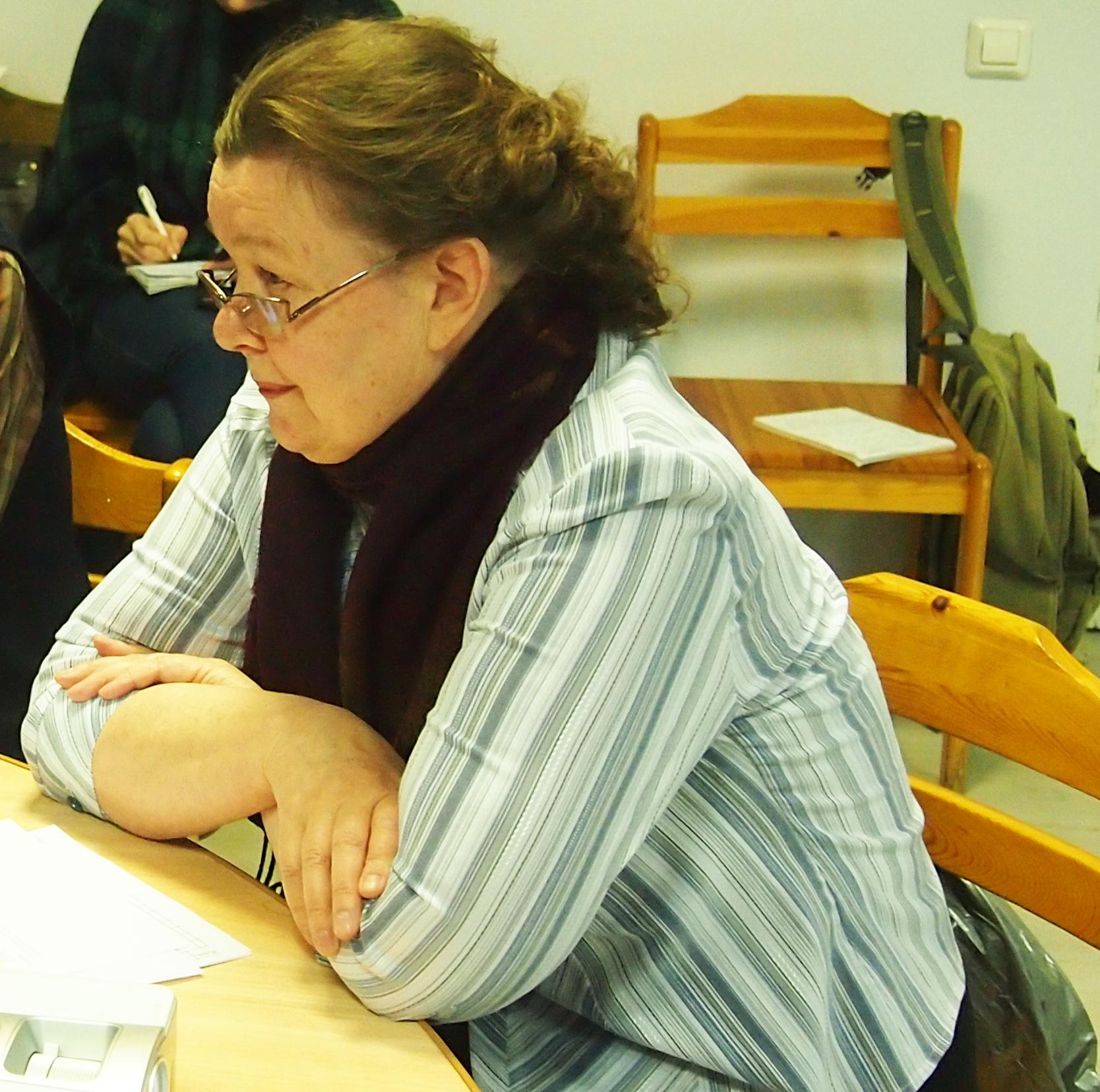 Архитектор Елена Ициксон. Фото: Валерий Поташов