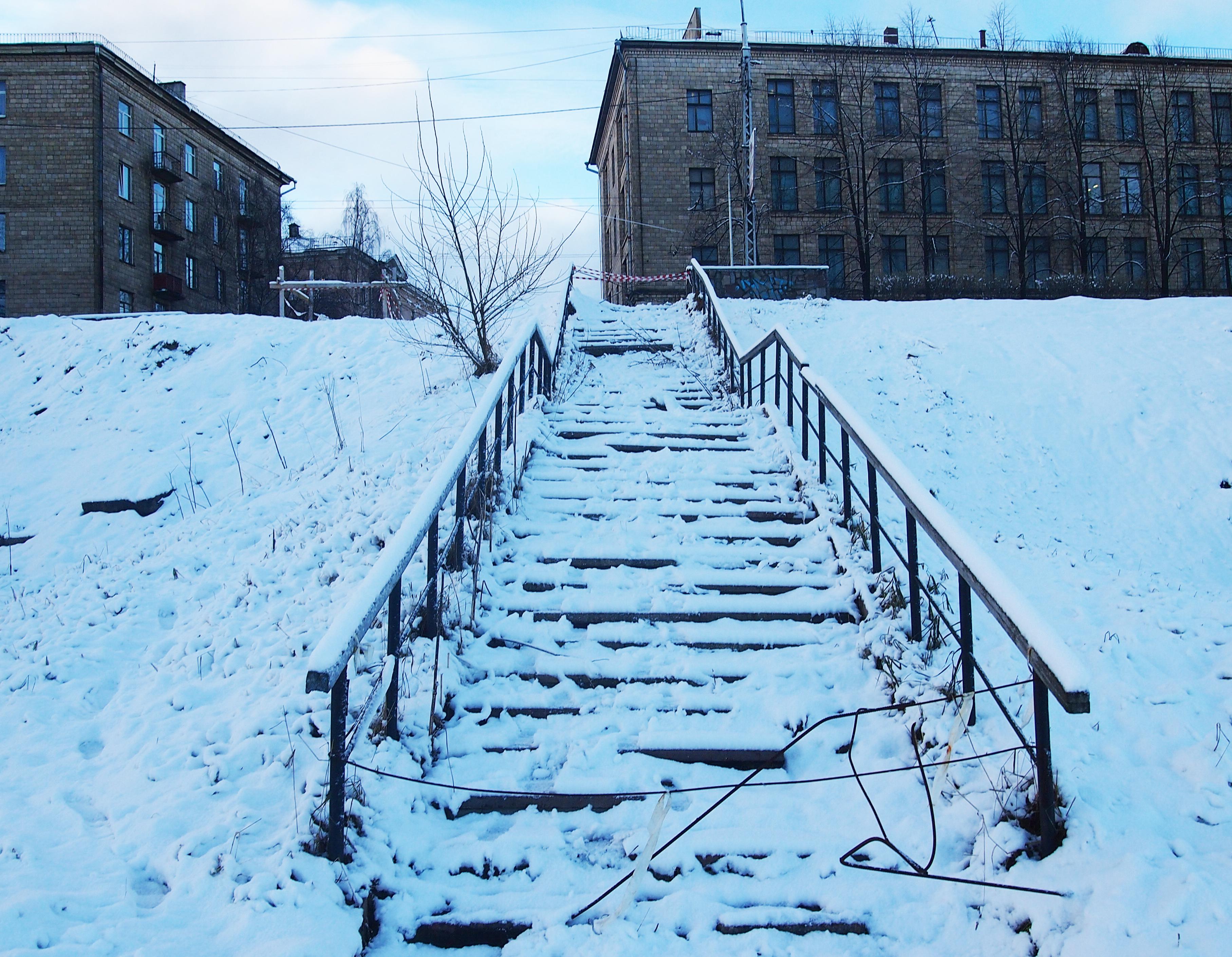 """А так выглядит """"Мирошниковский спуск"""" сейчас. Фото: Валерий Поташов"""