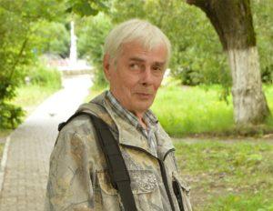 Александр Луговской. Фото из личного архива