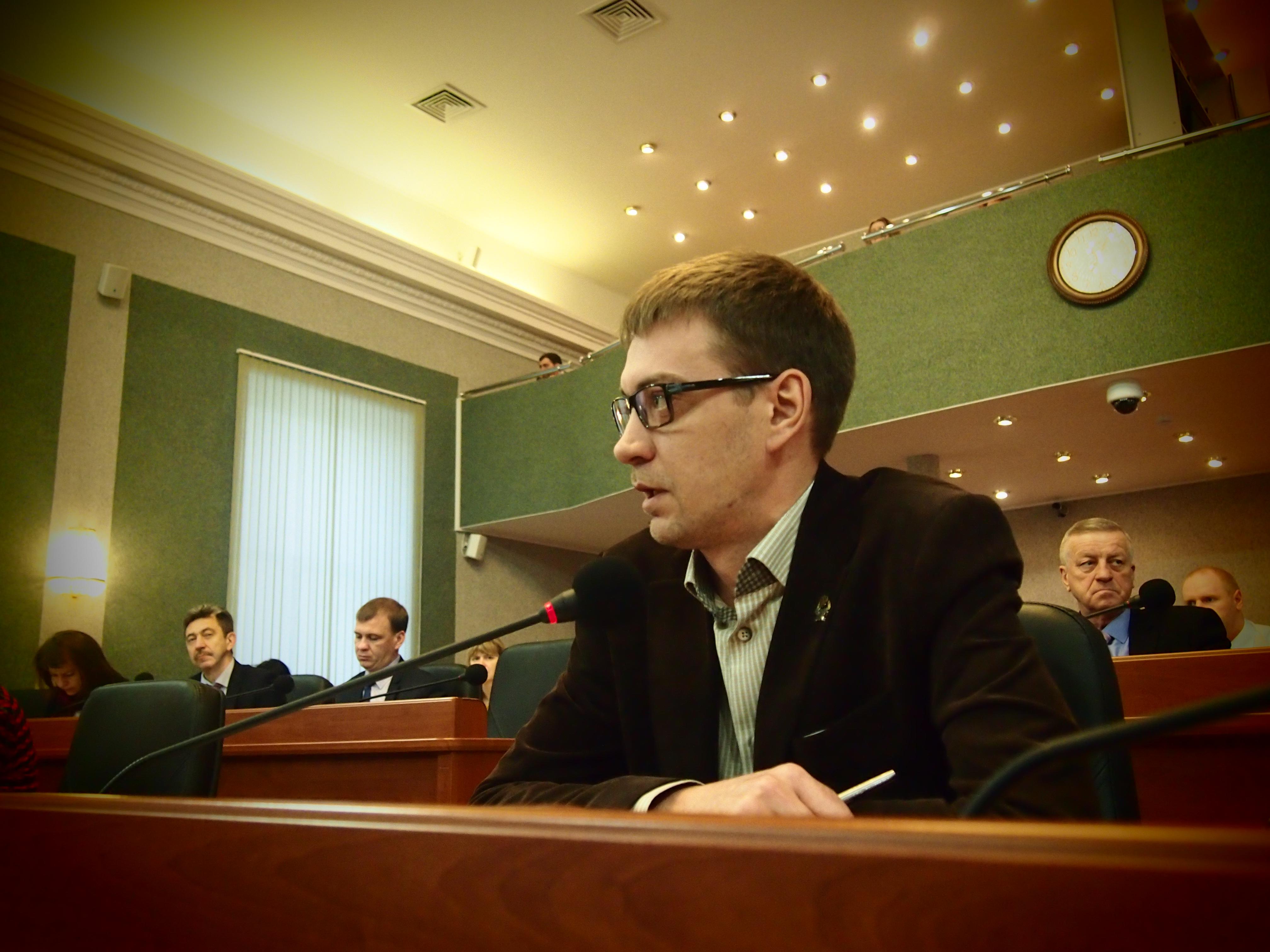 На слушаниях. Фото: Валерий Поташов