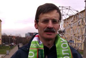 Дмитрий Рыбаков. Фото: facebook.com