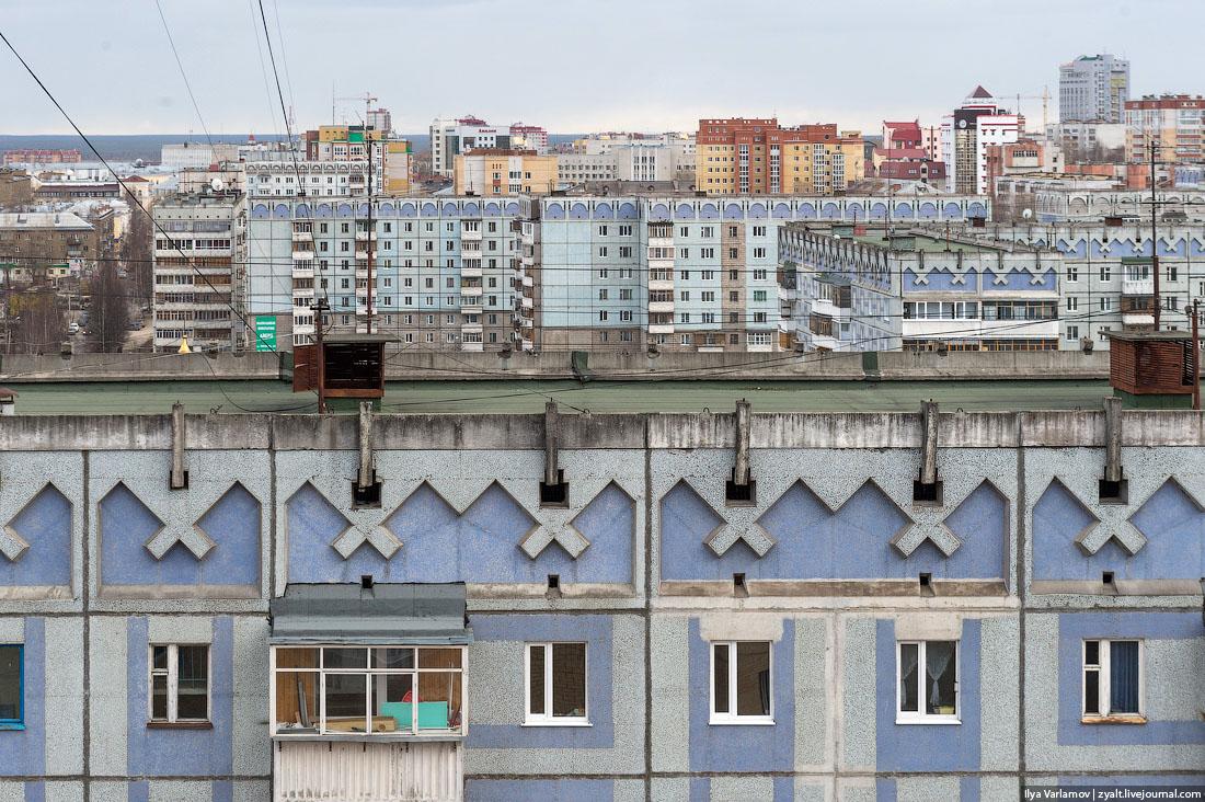Таким увидел Сыктывкар популярный российский блогер Илья Варламов. Фото: varlamov.ru