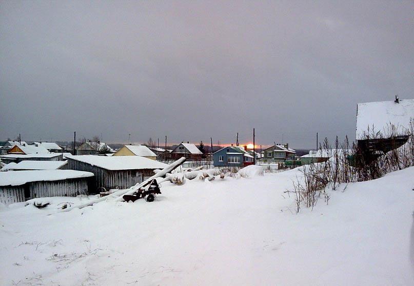 Заонежское село Толвуя. Фото: vk.com