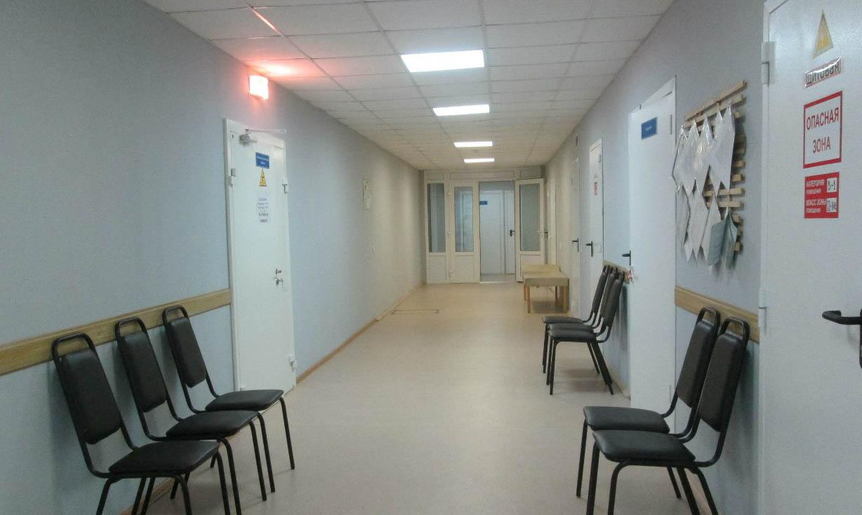 В новом корпусе Калевальской ЦРБ. Фото: vk.com