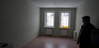 Многодетную семью из Петрозаводска переселяют в квартиру-студию, где кому-то из членов семьи придется фактически жить на кухне. Фото из личного архива семьи Кобозевых-Маккерт