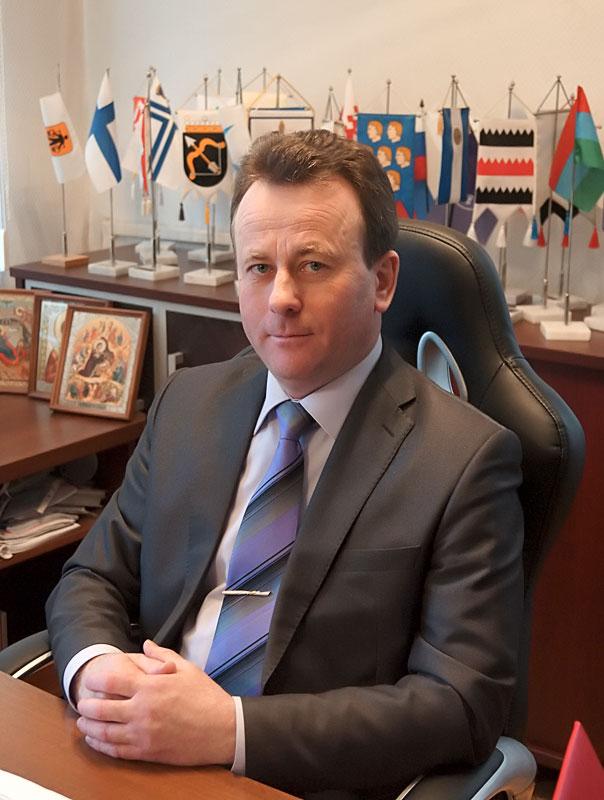 Леонид Гулевич. Фото с сайта администрации Сортавальского района