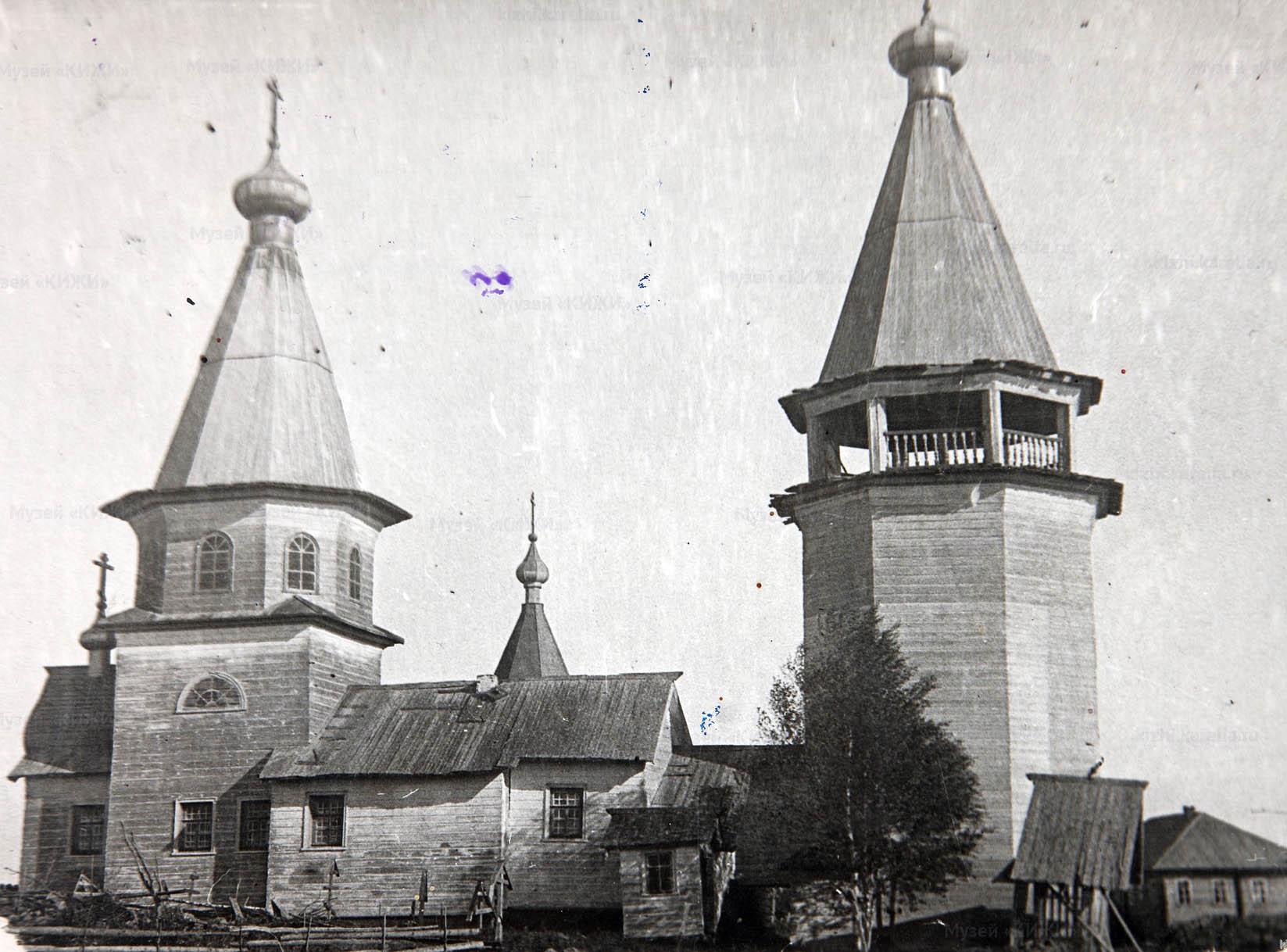 Церковь Великомученицы Варвары. Архивное фото