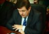 Председатель Государственного контрольного комитета Карелии Виталий Галкин. Фото: Валерий Поташов