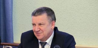 """На встрече с руководителями карельских СМИ, состоявшейся в январе, глава Карелии Александр Худилайнен пообещал """"расшибиться в лепешку"""", но начать строить новый Гоголевский мост в этом году. Фото: gov.karelia.ru"""