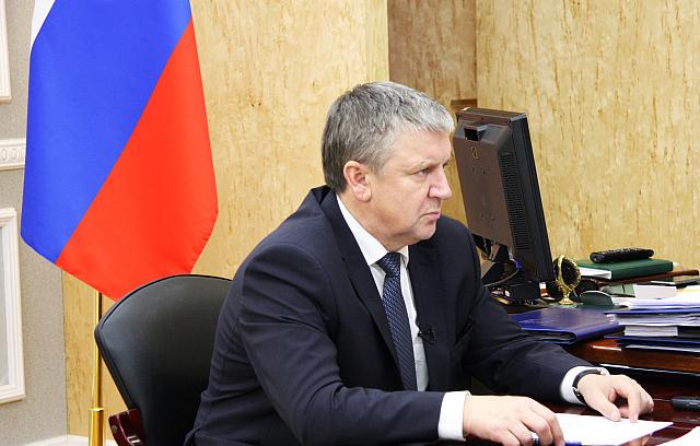 Глава Карелии Александр Худилайнен. Фото: gov.karelia.ru