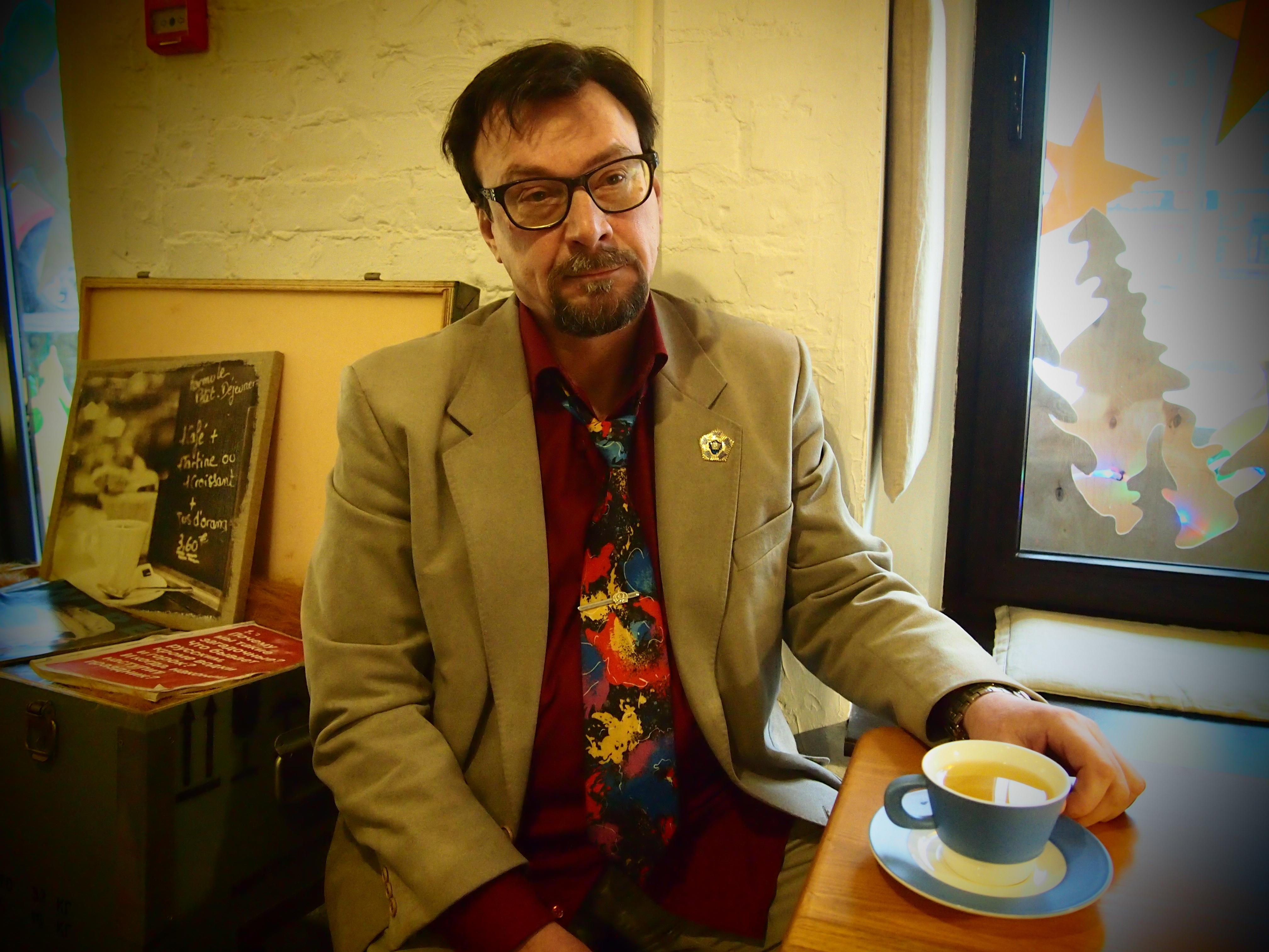 Валентин Леташков. Фото: Валерий Поташов