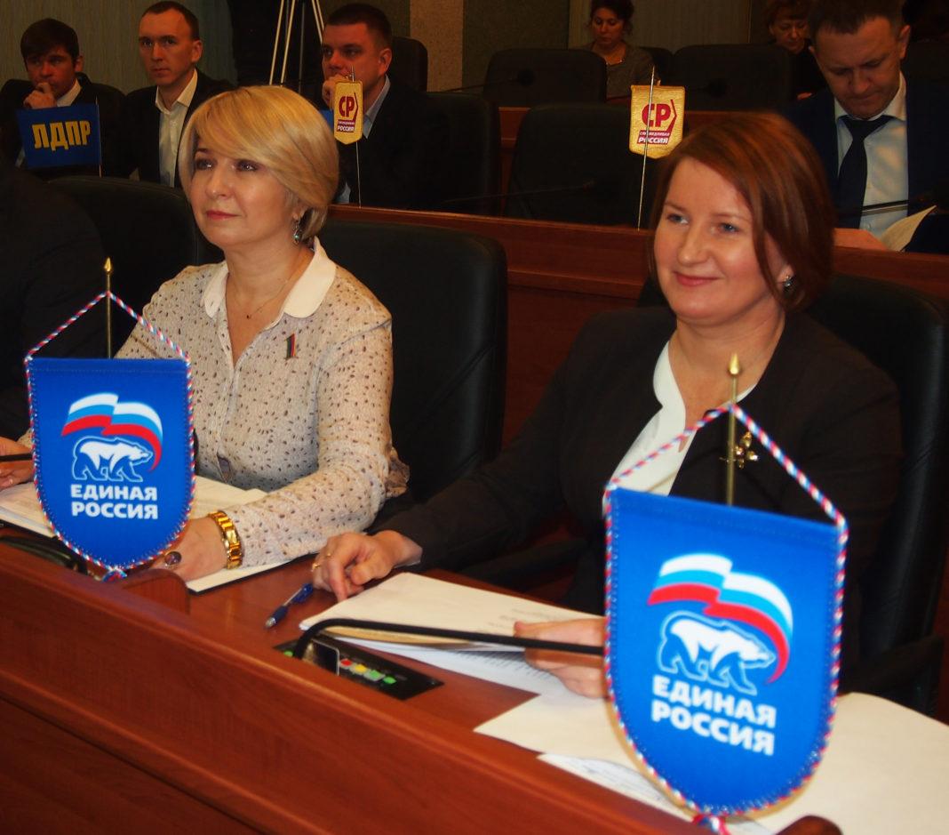 Депутаты парламента Карелии от